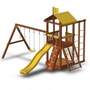 Детская площадка для дачи «Джунгли 6С»