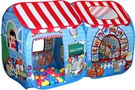 """CBH-15 Игровой домик """"Магазин"""" + 100 шариков"""