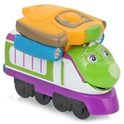 Паровозик Chuggington Die-Cast Коко со светом и звуком МС