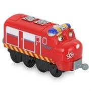 Паровозик Chuggington Die-Cast Уилсон-патруль МС