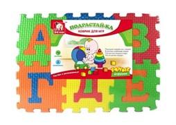 """Коврик-пазл """"Алфавит Мини"""" 25x16,5 см"""