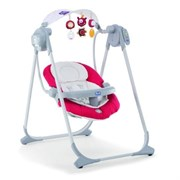 Качельки Chicco Polly Swing Up Paprika МС