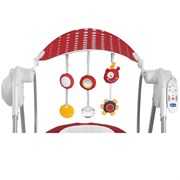 Козырёк к качельке Chicco Polly Swing Up цвет Red МС