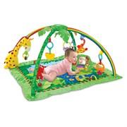 """Развивающий музыкальный игровой коврик Fitch Baby (Funkids) """"Delux Play Gym Giraffe"""""""