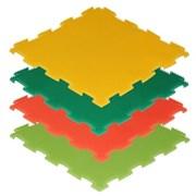 Модульный массажный коврик ОРТО «Трава», мягкая