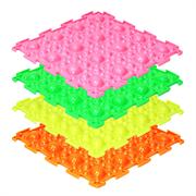 Камни мягкие флуоресцентные цвета