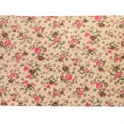 Детский рулонный коврик с изображением цветов, 150х63х1 см