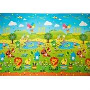 "Детский рулонный коврик ""Африка"", 150х63х1 см"