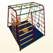 Детский спортивный комплекс Вертикаль «Веселый малыш»