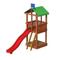 Детский игровой комплекс «Джунгли 2» - фото 10535