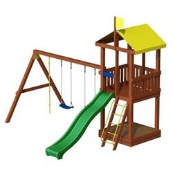 Детский игровой комплекс «Джунгли 3» - фото 10536