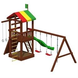 Детский игровой комплекс «Джунгли 4М» - фото 10538