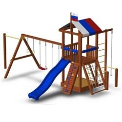 Детский игровой комплекс «Джунгли 7» - фото 10544