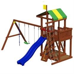 Детская площадка «Джунгли 9» - фото 10547