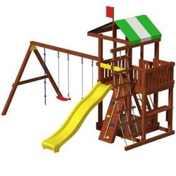 Детская площадка «Джунгли 9СЛ» - фото 10548