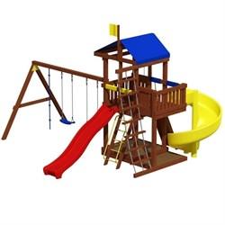 Детский игровой комплекс «Джунгли 12» - фото 10551
