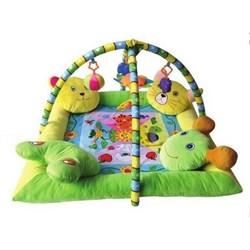 Коврик игровой с 4-мя подушечками (Lorelli Toys) - фото 11817