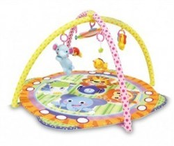 "Игровой развивающий коврик ""Сафари"" (Lorelli Toys) - фото 11819"