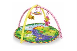 """Игровой развивающий коврик """"Райский остров"""" (Lorelli Toys) - фото 11822"""