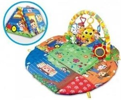 "Игровой развивающий коврик-палатка ""Ферма"" (Lorelli) - фото 11832"