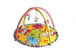 Игровой развивающий коврик Зверята (Lorelli Toys) - фото 11837