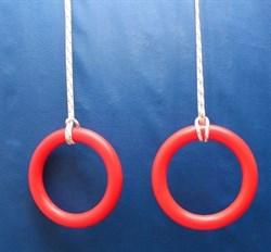 Кольца гимнастические PLASTEP - фото 12454