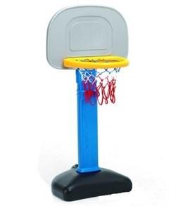 BS-03 Стойка баскетбольная со щитом 100-170см - фото 12514