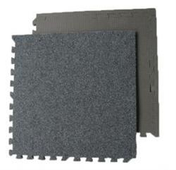 Мягкий пол 60*60*1,5 см цвет Серый - фото 18198