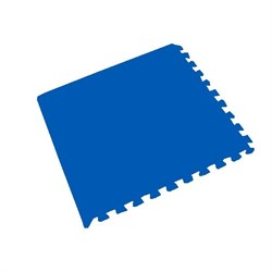 "Коврик-пазл BABYPUZZ (4 плиты 60x60x0,9см, 1,44кв.м./уп) ""Синий"" - фото 19657"