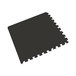 """Коврик-пазл BABYPUZZ (4 плиты 60x60x0,9см, 1,44кв.м./уп) """"Черный"""" - фото 19665"""