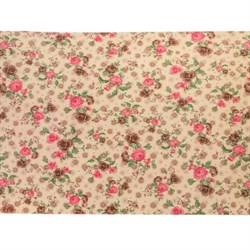 Детский рулонный коврик с изображением цветов, 150х63х1 см - фото 20258