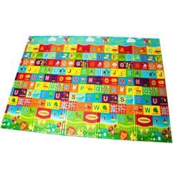 "Детский складной коврик ""Алфавит"", 200х140х1 см - фото 20301"