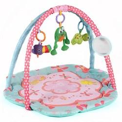 """Развивающий коврик для новорожденного Funkids """"Happy Frog Gym"""" - фото 25165"""