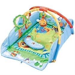 """Развивающий коврик для новорожденного Funkids """"3 Ways To Play Gym"""" - фото 26918"""