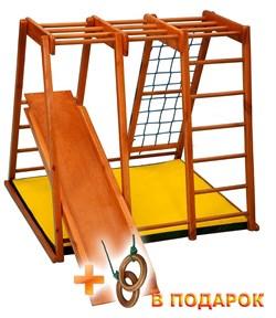 Детский спортивный комплекс  «Карамелька Мини» (старый образец) - фото 4866