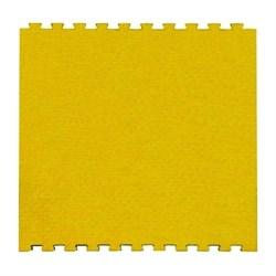 "Будо-мат (татами) BABYPUZZ (1 плита 100x100x2см, 1кв.м./уп) ""Желтый"" - фото 528366"