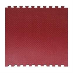 "Будо-мат (татами) BABYPUZZ (1 плита 100x100x2см, 1кв.м./уп) ""Красный"" - фото 528368"