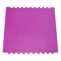 """Будо-мат (татами) BABYPUZZ (1 плита 100x100x2,5см, 1кв.м./уп) """"Розовый"""" - фото 528375"""