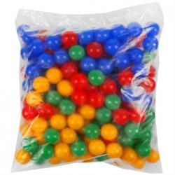 Набор шариков 5см, 200шт ТМ. - фото 5484