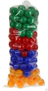Набор шариков 150шт, 8см ТМ. - фото 5488
