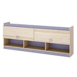 Шкаф настенный Индиго - фото 599320