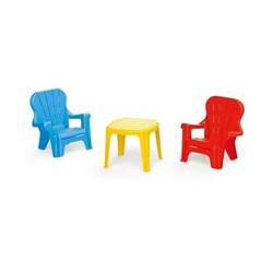 """Игровой набор """"Стол и два стула"""" - фото 599850"""