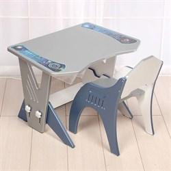 Набор мебели регулируемый «Техно»: стол, стул - фото 608186