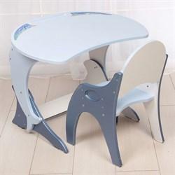 """Набор мебели регулируемый """"Дельфин"""": стол, стул - фото 608196"""