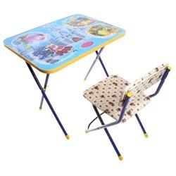 """Набор детской мебели """"Познайка. Волшебный мир"""" складной, цвета стула МИКС - фото 608273"""