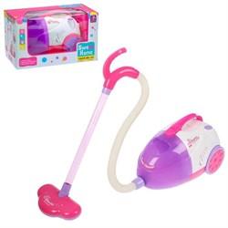 Бытовая техника пылесос «Розовая мечта-4», световые и звуковые эффекты - фото 631367