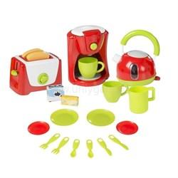Игрушечный набор кухонной техники Smart «Для приготовления завтрака» - фото 631462