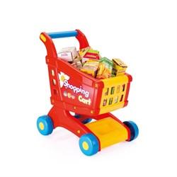 Игровой набор «Тележка с продуктами» - фото 631633