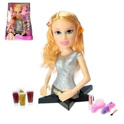 Кукла-манекен «Модная Джинни» с аксессуарами - фото 632017