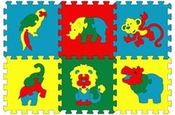 """Игровой коврик ФЛЕКСИКА """"Африка"""" 6 деталей - фото 683323"""